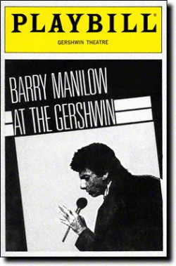 Barry Manilow at the Gershwin