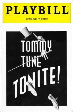 Tommy Tune Tonite!